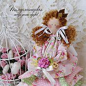 """Куклы и игрушки ручной работы. Ярмарка Мастеров - ручная работа Принцесса на горошине """"розочка"""". Handmade."""