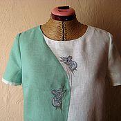 """Одежда ручной работы. Ярмарка Мастеров - ручная работа Платье """" Коала"""". Handmade."""