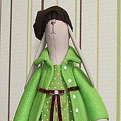 Куклы и игрушки ручной работы. Ярмарка Мастеров - ручная работа Зайка Полина. Handmade.
