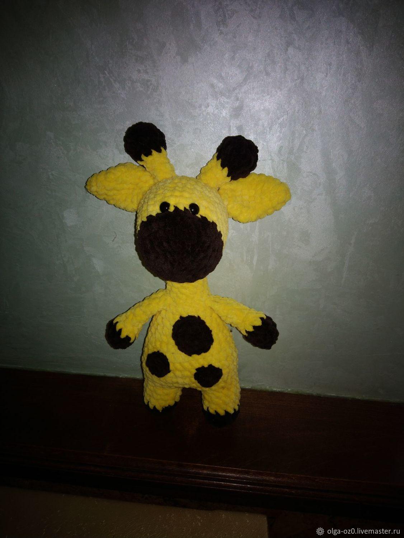 Жираф Миша, Мягкие игрушки, Сочи,  Фото №1