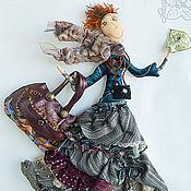 Куклы и игрушки ручной работы. Ярмарка Мастеров - ручная работа галопом по Европам. Handmade.