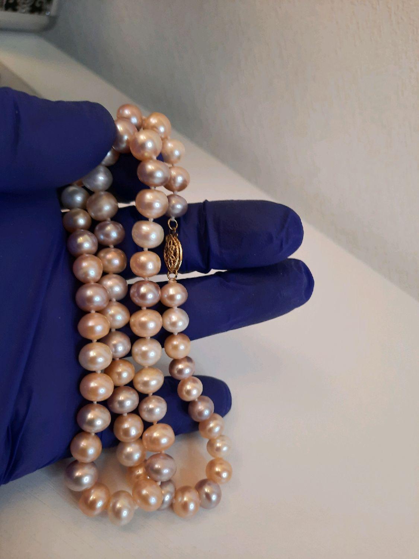 Ожерелье Морской жемчуг, Колье, Москва,  Фото №1