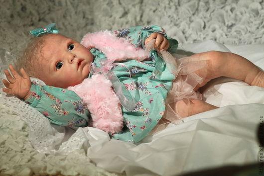 Куклы-младенцы и reborn ручной работы. Ярмарка Мастеров - ручная работа. Купить Маруся. Handmade. Кукла ручной работы