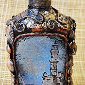 Сувениры и подарки ручной работы. Ярмарка Мастеров - ручная работа оформление бутылки в любом стиле. Handmade.