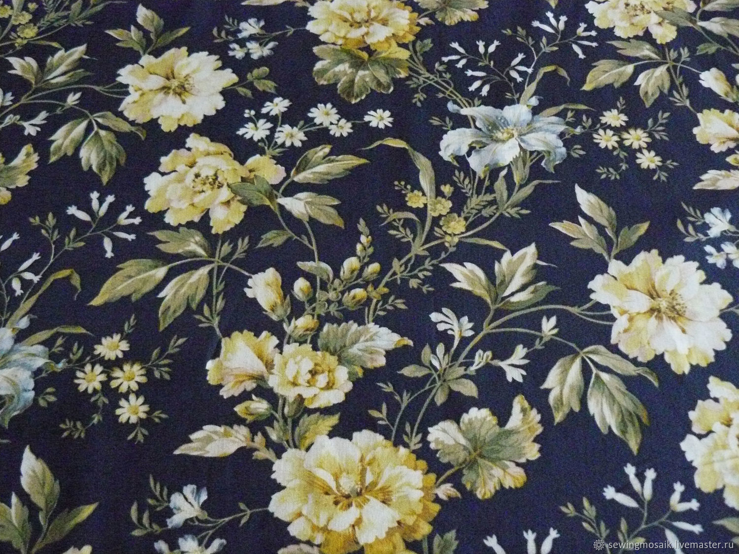 Cotton collection of CAROLYN manufacture WINDHAM FABRICS USA, Fabric, St. Petersburg,  Фото №1