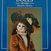 Материалы для творчества ручной работы. Ярмарка Мастеров - ручная работа Книга Dressing Porcelain Dolls. Handmade.