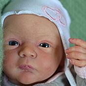 Куклы и игрушки ручной работы. Ярмарка Мастеров - ручная работа Reborn Lindea by Gudrun Legler. Handmade.