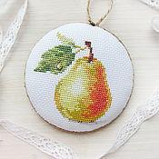 Пинкип подвеска груша, украшение для кухни