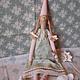 Куклы Тильды ручной работы. Ярмарка Мастеров - ручная работа. Купить Гномочка Время для души. Handmade. Розовый, текстильная кукла