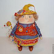 Куклы и игрушки ручной работы. Ярмарка Мастеров - ручная работа Фея Бусинка. Handmade.