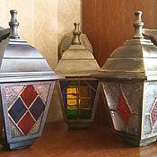 Для дома и интерьера handmade. Livemaster - original item Sconce for rustic house. Handmade.
