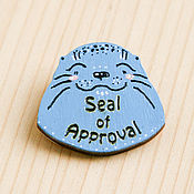 Значок Seal of Approval