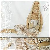 Куклы и игрушки ручной работы. Ярмарка Мастеров - ручная работа Тильда Анна-Лиза. Handmade.