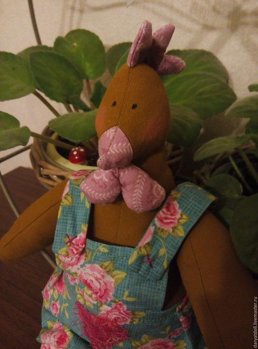 Куклы Тильды ручной работы. Ярмарка Мастеров - ручная работа. Купить Курочка. Handmade. Комбинированный, Пасха, пасхальный сувенир, сизаль