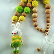 Одежда ручной работы. Ярмарка Мастеров - ручная работа Слингобусы Зайчик-Лимончик. Handmade.
