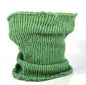 Аксессуары ручной работы. Ярмарка Мастеров - ручная работа Снуд, шарф-труба, просто тёплый шарф, тёплый снуд. Handmade.