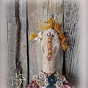 Куклы и игрушки ручной работы. Ярмарка Мастеров - ручная работа кудрявая ГерлА. Handmade.