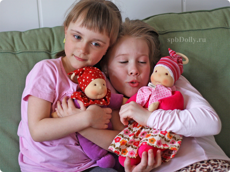 Вальдорфская игрушка ручной работы. Ярмарка Мастеров - ручная работа. Купить Сюзанна - Яркие Впечатления - кукла вальдорфская ручной работы для дев. Handmade.