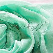 Аксессуары handmade. Livemaster - original item Women`s mint scarf