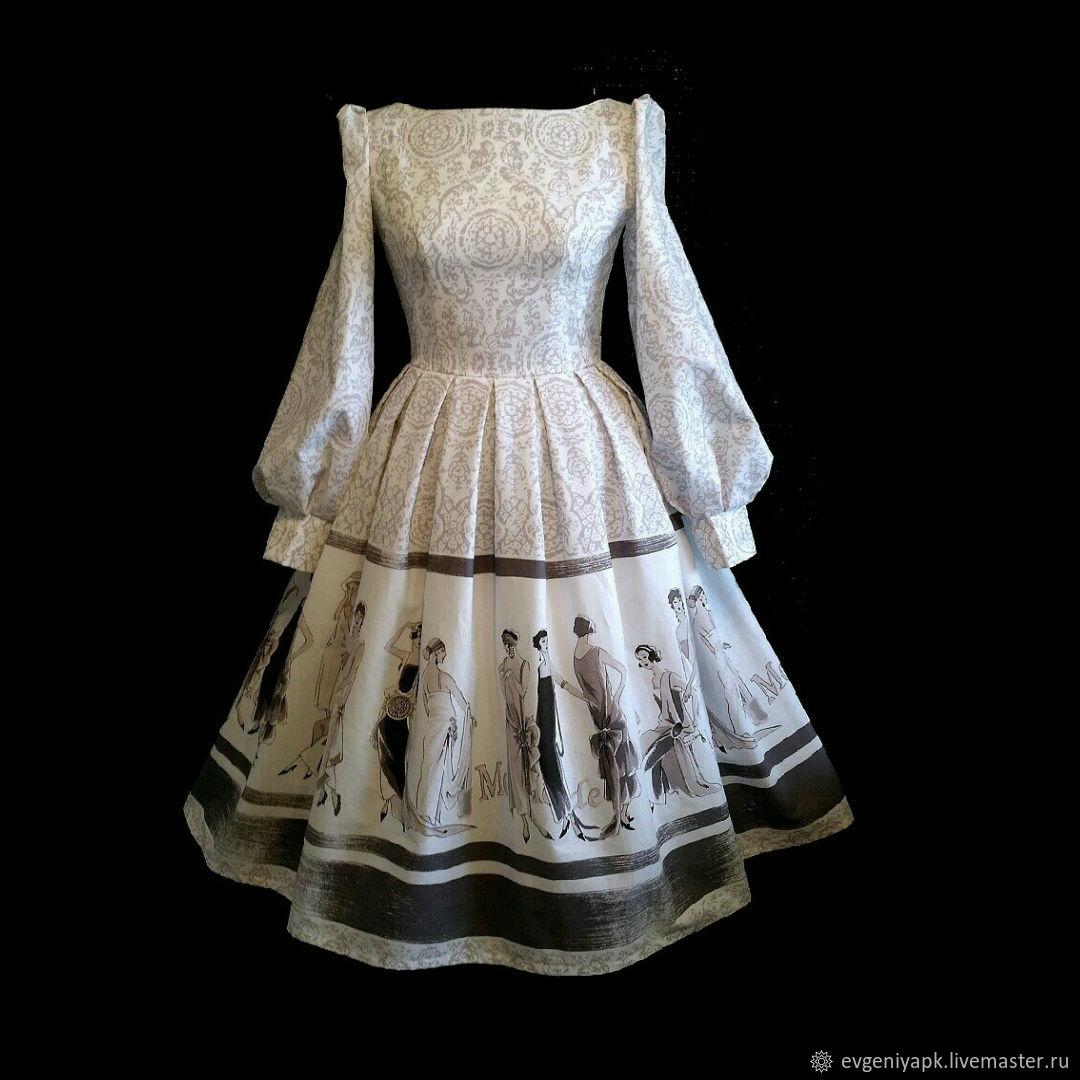859cae7c042 Платья ручной работы. Ярмарка Мастеров - ручная работа. Купить Платье