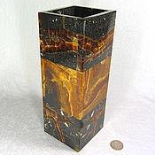 Для дома и интерьера ручной работы. Ярмарка Мастеров - ручная работа Каменная ваза из натурального природного камня симбирцит. Handmade.