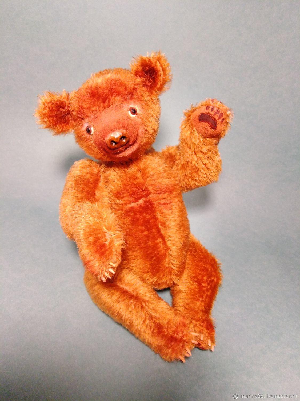 Bear Monique, Stuffed Toys, St. Petersburg,  Фото №1