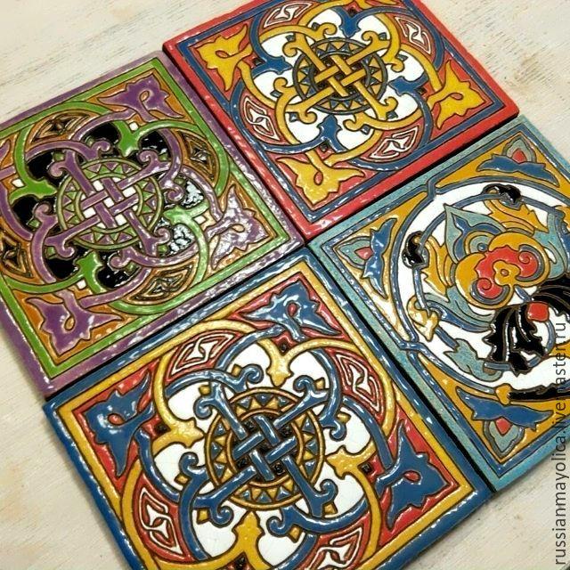 Tiles Arabesque