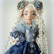 Куклы и игрушки ручной работы. Ярмарка Мастеров - ручная работа Синеглазка. Handmade.