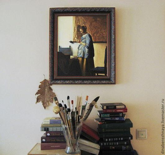 Репродукции ручной работы. Ярмарка Мастеров - ручная работа. Купить Копия картины. Handmade. Картина, масло, копия картины, холст