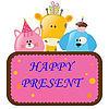 Happy present - Ярмарка Мастеров - ручная работа, handmade
