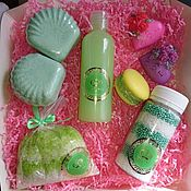 Косметика ручной работы handmade. Livemaster - original item Bath gift sets for any occasion))). Handmade.