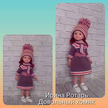 Куклы и игрушки ручной работы. Ярмарка Мастеров - ручная работа Комплект для куклы 32-34 см. Handmade.