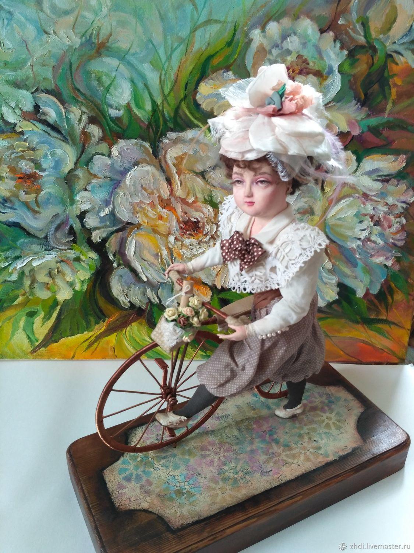 Авторская кукла Мадам Эмансипе, Куклы, Новосибирск, Фото №1