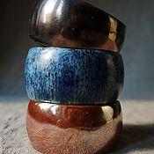Браслет из бусин ручной работы. Ярмарка Мастеров - ручная работа Браслет керамический. Handmade.