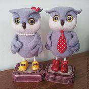 Куклы и игрушки ручной работы. Ярмарка Мастеров - ручная работа В гости.... Handmade.