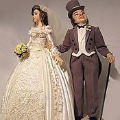 Куклы и игрушки ручной работы. Ярмарка Мастеров - ручная работа Неравный брак. Handmade.