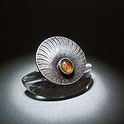 Украшения handmade. Livemaster - original item Ring: Tourmaline ring