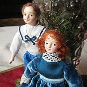 Куклы и игрушки ручной работы. Ярмарка Мастеров - ручная работа Новогодние детки. Handmade.