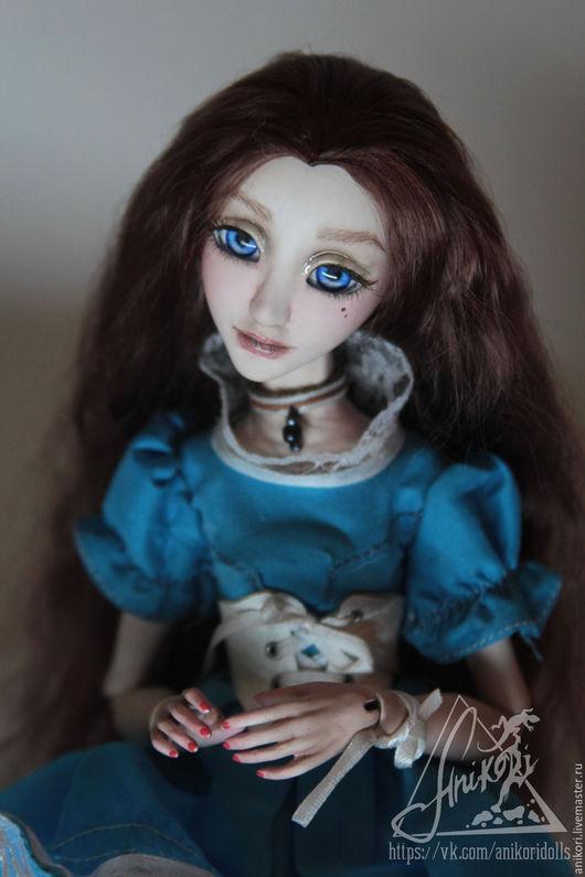Коллекционные куклы ручной работы. Ярмарка Мастеров - ручная работа. Купить Шарнирная кукла Мишель (BJD) Авторская кукла бжд. Handmade.