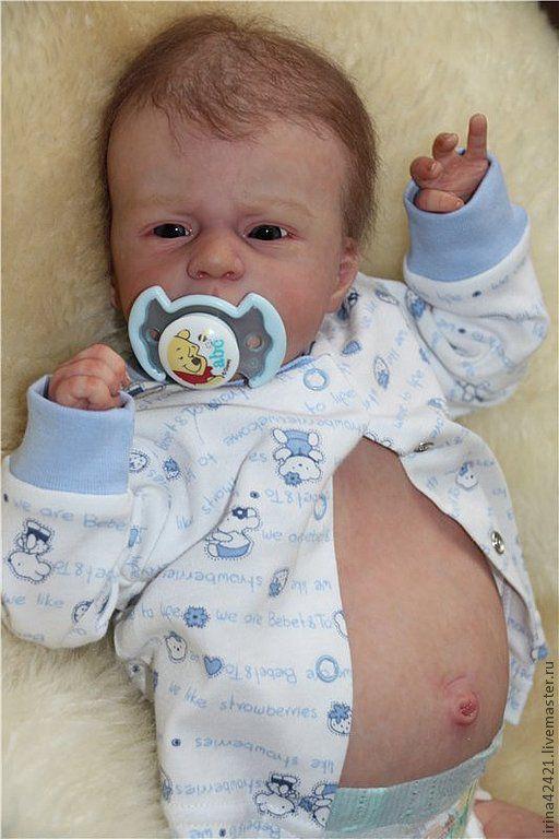 Baby Dolls & Reborn Toys handmade. Livemaster - handmade. Buy Doll reborn Angel.Doll, daughter and son