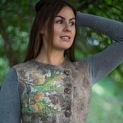 Одежда handmade. Livemaster - original item Copyright vest