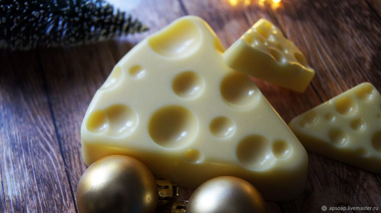 Сыр большой, Мыло, Москва,  Фото №1