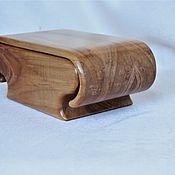 Для дома и интерьера ручной работы. Ярмарка Мастеров - ручная работа Шкатулка Капитель. Handmade.