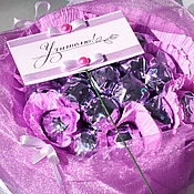 Дизайн и реклама handmade. Livemaster - original item Toppers for bouquets. Handmade.