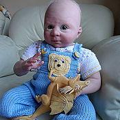 """Куклы и игрушки ручной работы. Ярмарка Мастеров - ручная работа Кукла реборн """"Егорка"""". Handmade."""