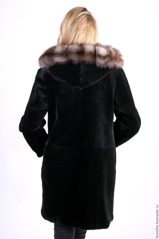 предметов одежды шуба из черного бобра фото стороны путей
