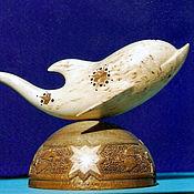 Для дома и интерьера ручной работы. Ярмарка Мастеров - ручная работа Дельфин. Handmade.