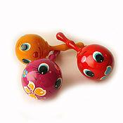 Куклы и игрушки handmade. Livemaster - original item toy (rattle). Handmade.