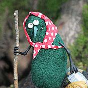 Куклы и игрушки ручной работы. Ярмарка Мастеров - ручная работа Карга. Handmade.