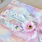Канцелярские товары handmade. Livemaster - original item Wedding photo album. Handmade.